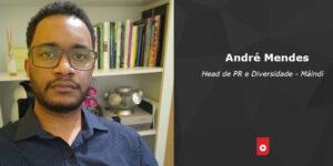 'Diversidade e inclusão na comunicação esportiva', com André Mendes (Máindi)