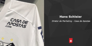 'As empresas de apostas no futebol', com Hans Schleier (Casa de Apostas)