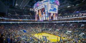 Golden State Warriors investirá US$ 30 milhões em testes para ter torcida