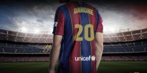 Com Danone, Barcelona fecha primeiro patrocínio nos Estados Unidos