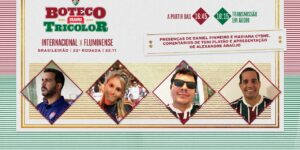 Fluminense fecha acordo de naming rights com a Brahma para a FluTv
