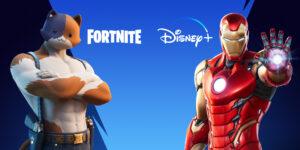 Fortnite e Disney+ anunciam parceria por gratuidade no streaming