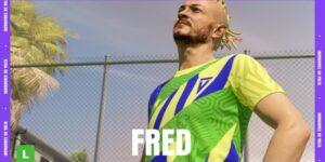 Atualização do FIFA 21 trará Fred, do Desimpedidos, Lewis Hamilton e outros famosos