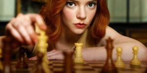 Série 'O Gambito da Rainha' impulsiona vendas de jogos de xadrez