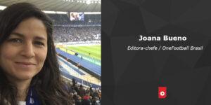 'OneFootball será a maior plataforma de futebol do mundo?', com Joana Bueno (OneFootball)