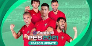 Konami fecha com Federação Portuguesa de Futebol para eFootball PES 2021