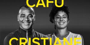 Mercado Livre une Pacaembu, Cafu e Cristiane em ação para Black Friday