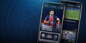 PSG lança aplicativo para 'oferecer a melhor experiência digital possível'