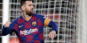 Barcelona amplia contrato de patrocínio máster com a Rakuten
