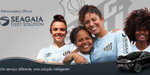 Equipes femininas de Santos e Corinthians fecham novos patrocínios