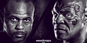 Empresa de cannabis patrocinará luta de Mike Tyson