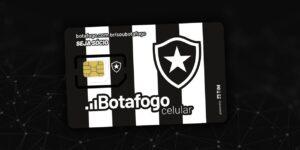 Botafogo lança a 'Botafogo Celular', sua operadora virtual de telefonia móvel