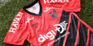 Athletico Paranaense oficializa renovação com Havan