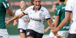 Corinthians se destaca e Twitter triplica audiência no futebol feminino