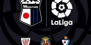 LaLiga fecha parceria com Wakatake Group para crescer no Japão