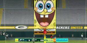 Com conteúdo infantil, Nickelodeon transmitirá jogo da NFL
