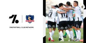 OneFootball fecha parceria de conteúdo com Colo-Colo