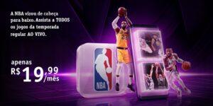 Juntos desde 2017, NBA e Vivo anunciam renovação da parceria