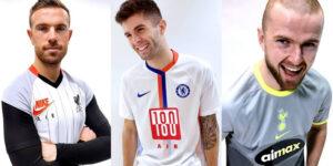 Inspirada no Air Max, Nike lança camisas para Tottenham, Chelsea e Liverpool