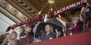 Sacramento terá uma franquia na NWSL em 2022