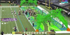 Nickelodeon atrai mais de 2 milhões de espectadores com jogo da NFL