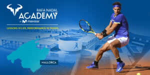 Amazon fecha com Rafael Nadal Academy e lança loja online