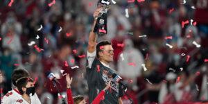 Super Bowl LV registrou audiência total de 96.4 milhões de pessoas