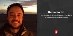 'Streaming e a produção de conteúdo digital da FPF', com Bernardo Itri (FPF)