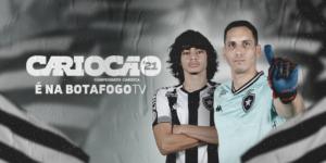 Botafogo lança streaming  BotafogoTV para transmitir jogos do Carioca