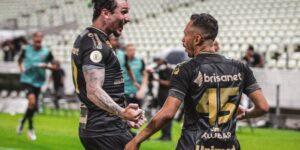 Ceará fecha com Sherwin-Williams para a partida contra o Corinthians