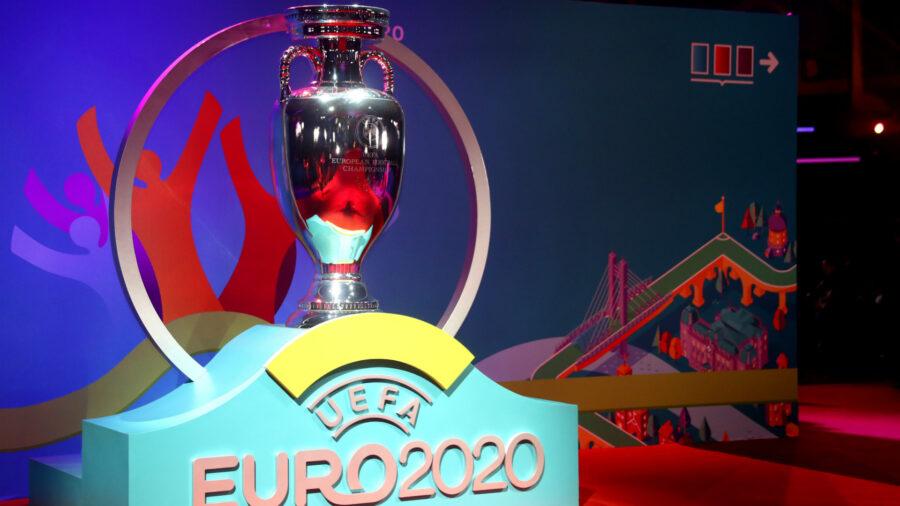 A UEFA EURO 2020 irá movimentar o futebol Europeu em plena pandemia
