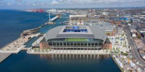 Everton recebe aprovação do governo para construir estádio