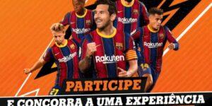Com Brasil, Gatorade ativa FC Barcelona em promoção de vendas