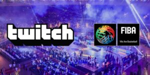 Fiba fecha parceria com a Twitch