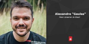 """'Comunidades, conexões e a nova era das transmissões', com Alexandre """"Gaules"""""""