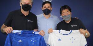 Por produção de conteúdo digital, Cruzeiro e LiveSports anunciam parceria