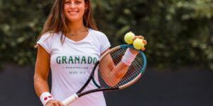Granado Pharmácias é a nova patrocinadora da tenista Carolina Meligeni