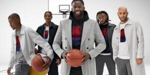 NBA e HUGO BOSS unem forças em coleções limitadas de cápsulas