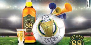 88 Old Cesar é o novo patrocinador do Campeonato Brasiliense