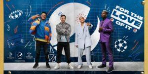 Pepsi ativa Champions League com Lionel Messi e Paul Pogba