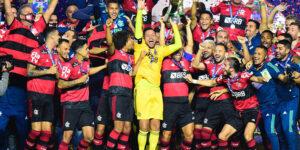 Em engajamento, Flamengo se destaca no Instagram e bate soma dos adversários