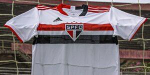 adidas homenageia estado em nova camisa do São Paulo