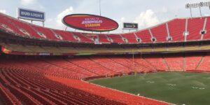 Kansas City Chiefs anuncia acordo de naming rights