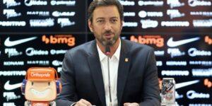 Corinthians anuncia parceria com empresa de consultoria financeira