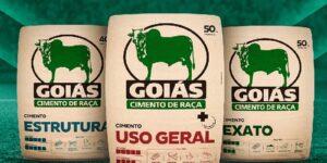 Goiás renova patrocínio com empresa de cimento