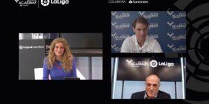 LaLiga e Rafa Nadal Academy anunciam acordo de colaboração