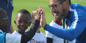 Think Sports e LaLiga lançam LaLiga Football Schools no Brasil