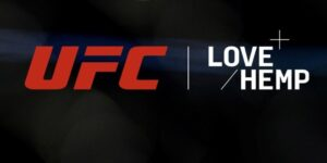 UFC fecha com Love Hemp e terá parceiro oficial de canabidiol