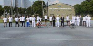 Por paralímpico, Caixa fecha acordo com Marinha