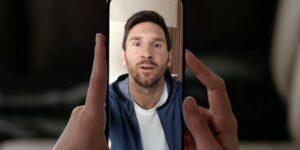 Lay's usa inteligência artificial e terá 'robô' de Messi na Champions League
